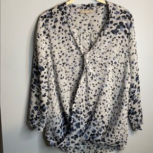 Banana Republic blouse medium